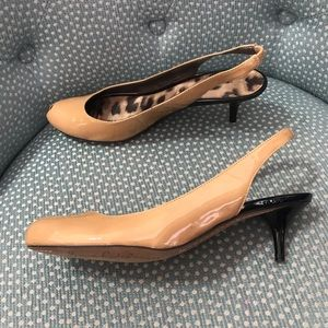 Sam Edelman Patent Leather Heels Shoes 6.5